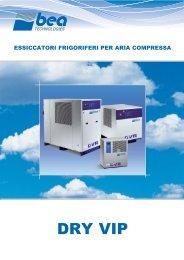 dry vip essiccatori frigoriferi per aria compressa - Bea Technologies