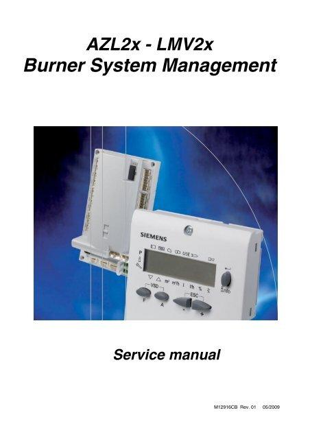 Burner System Management