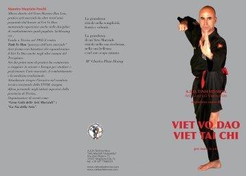 VIET VO DAO VIET TAI CHI - Viet Tai Chi Treviso