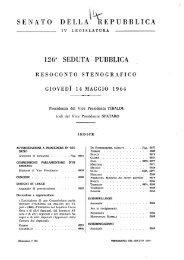 12.5.13 Resoconto stenografico della seduta del Senato - Vajont.info