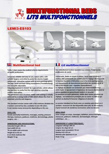 LEMI3-ES103 - 4ci