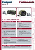 MUP – Mobile Unified Platform brochure - Steep - Page 3