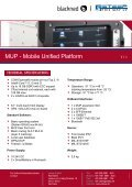 MUP – Mobile Unified Platform brochure - Steep - Page 5