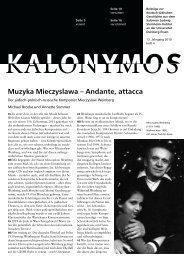 Muzyka Mieczyslawa – Andante, attacca - Salomon Ludwig ...