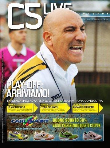 play-off: arriviamo! - Calcio a 5 Live