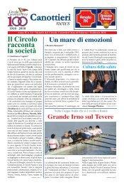 febbraio 2011.indd - Circolo Canottieri Irno