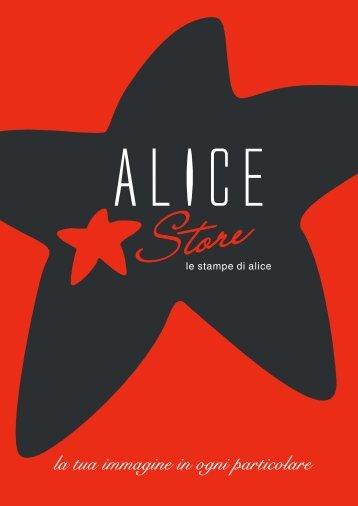 Salva e Stampa PDF - Le Stampe di Alice