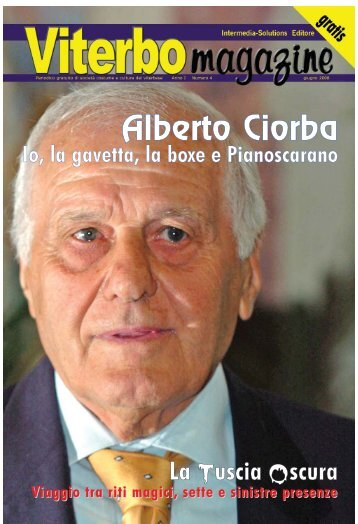 Alberto Ciorba - TuttOrvieto