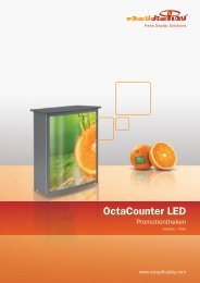 OctaCounter LED - Easydisplay.com