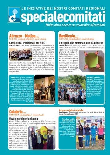 Speciale Comitati - Airc