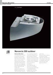 Narancia 300 outdoor - Reggiani