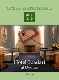 Un cuore blu Majorelle - Hotel Spadari