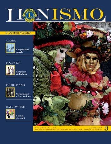 Clicca per leggere o scaricare la rivista - Lions: Distretto 108 L
