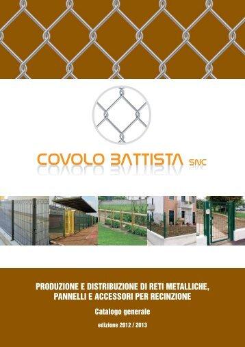 COVOLO BATTISTA snc