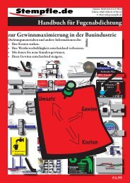 Handbuch komplett 8 Seiten PDF (4MB) - Stempfle.de