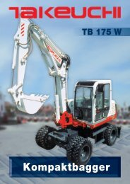 TB 175 W - AZ-Bau