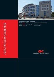 raumconcepte - Goldbach Kirchner raumconcepte GmbH