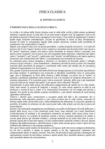 FISICA CLASSICA - CloudMe