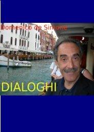 dialoghi - Domenico De Simone
