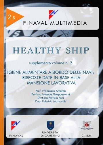 Health Ship Volume 02 - Supplemento: Risposte date ... - Finaval SpA