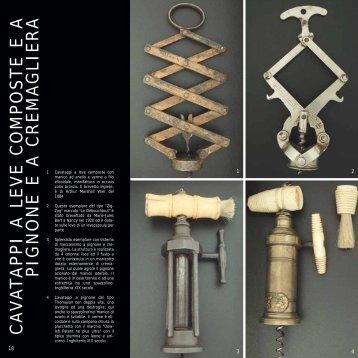 A leve composte - Museo dei Cavatappi