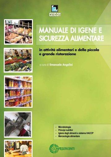 manuale alimenti - ASQ Sinergie srl