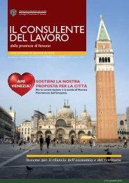 scarica la rivista in formato pdf - Ordine dei consulenti del lavoro ...