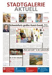Download - STADTGALERIE, Schweinfurt