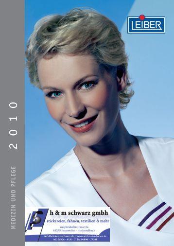 Katalog ansehen (PDF-Datei) - Stickerei und Fahnenfabrik Schwarz