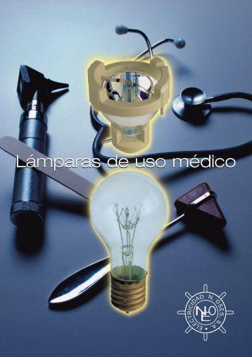 Lámparas de uso médico - Electricidad N.Osés