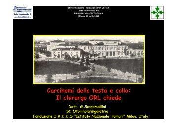 Scarica l'intervento di Gabriele Scaramellini - Fondazione Don Carlo ...