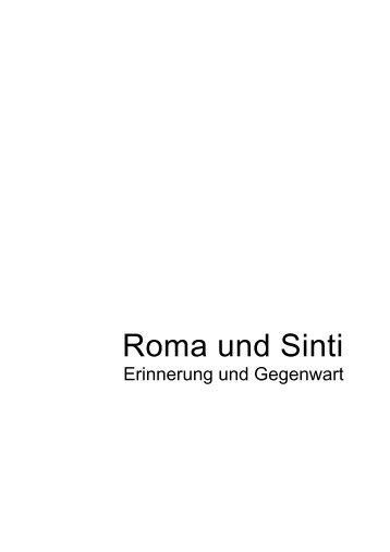 Roma und Sinti – Erinnerung und Gegenwart