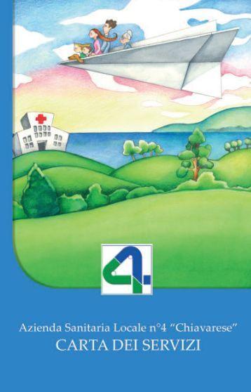 Carta dei Servizi - Edizione 2005 - ASL n. 4 Chiavarese