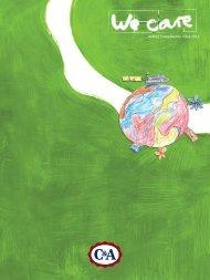 Nachhaltig handeln. C&A 2012