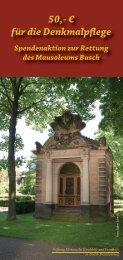 Stiftung Historische Kirchhöfe und Friedhöfe in Berlin-Brandenburg