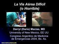 Via aérea difícil - Recursos Educacionales en Español para ...