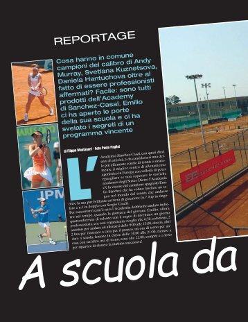 REPORTAGE - Academia Sánchez-Casal