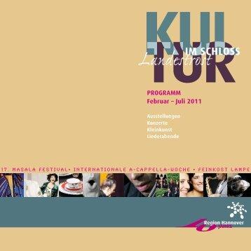 Landestrost - Stiftung Kulturregion Hannover
