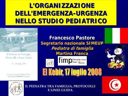 Francesco Pastore pdf - Sipps