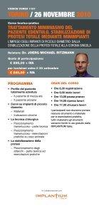 CENTRO CORSI TORINO - Studio Dentistico Torino - Page 7