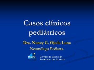 Casos clínicos pediátricos - PediatrasYucatan.org.mx