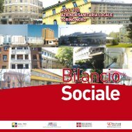 BILANCIO SOCIALE ASL TO2.pdf - ASL TO2 TORINO