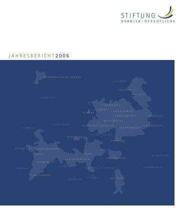 hier als PDF-Datei herunterladen - Stiftung Nord/LB Öffentliche