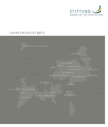 als PDF-Datei herunterladen können - Stiftung Nord/LB Öffentliche