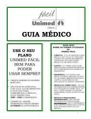 Guia Médico Unimed Fácil - Sintufes