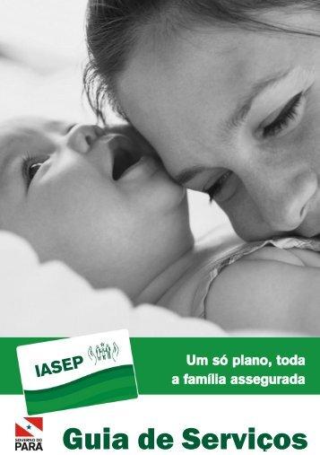 GUIA DE SERVIÇOS em PDF - Iasep