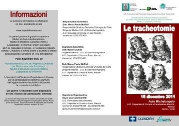 Aula Michelangelo - Ospedale di Circolo e Fondazione Macchi