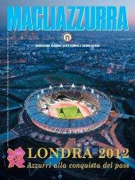 MAGLIAZZURRA n° 1/2012 - anaoai
