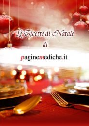 Ricette Di Natale - Paginemediche.it