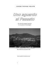 scaricarono - San Severino Lucano